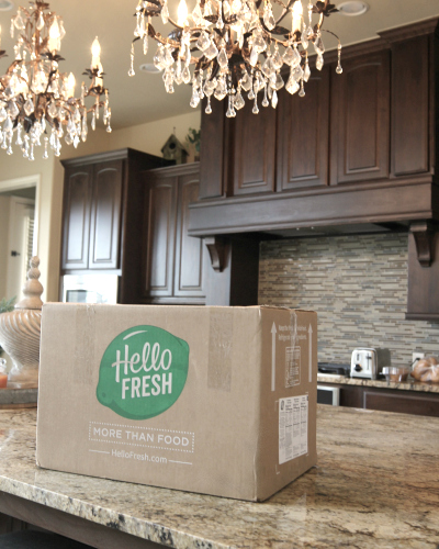 Meal Planning with Hello Fresh