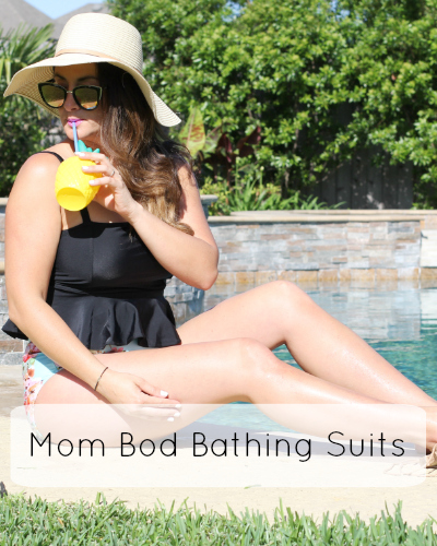 Mom Bod Bathing Suits