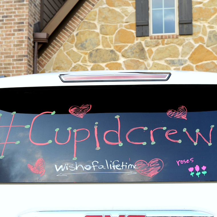 Wish of a Lifetime- Houston Cupid Crew
