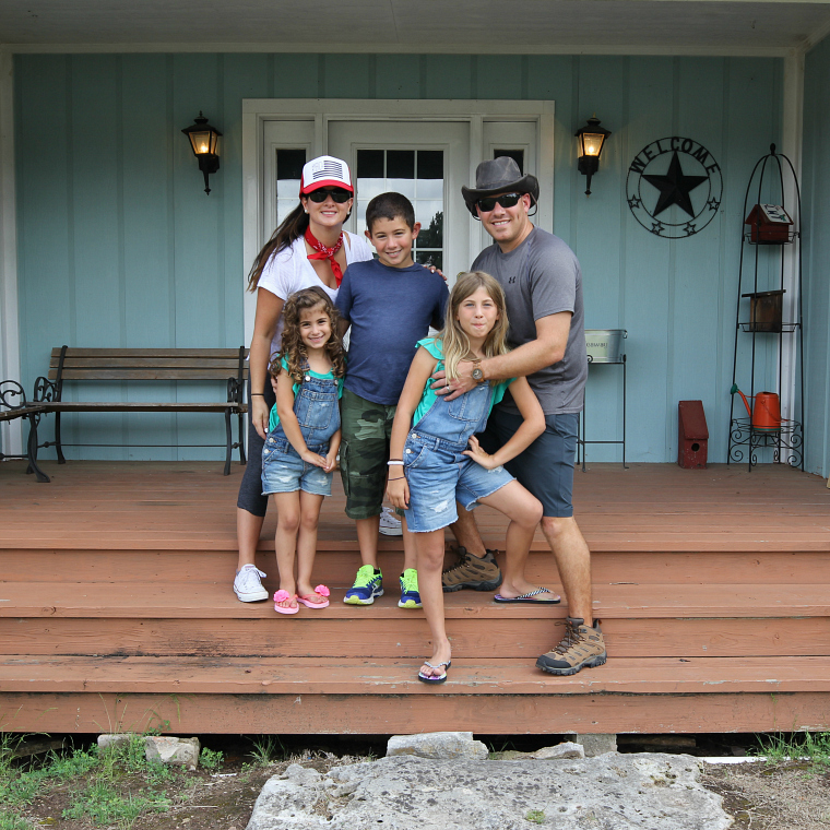 Our Memorial day Family trip to Legacy Hideaway-Harper, TX