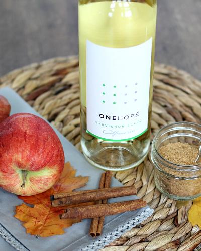 Easy Autumn Sangria Recipe