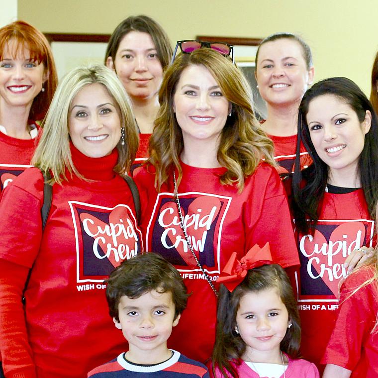 Wish of a Lifetime- Houston Cupid Crew