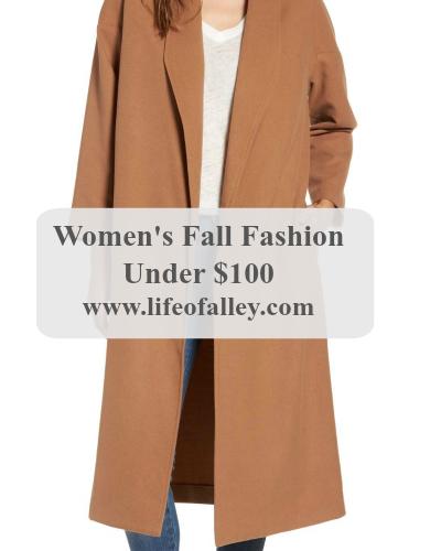 Women's FALL Fashion – All under $100!!!!