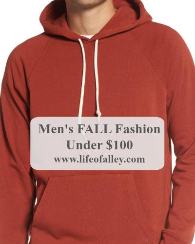 Men's FALL Fashion- Best Part, ALL UNDER $100!!